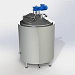 Mash-wort kettle