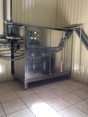 Indoor unit of the Beer Glycol Chiller