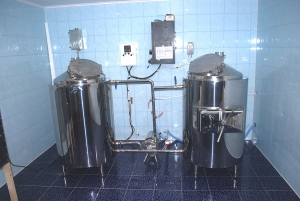 Micro-brewery for 1 Hl